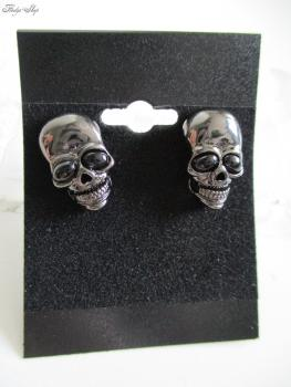 Skull Alien Ohrstecker