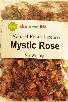 Räucherwerk Blüten Mystic Rose