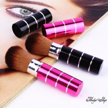 Kosmetik Make-up Pinsel mit Verschlusskappe